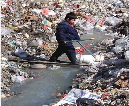 Beijing Besieged By Waste - image
