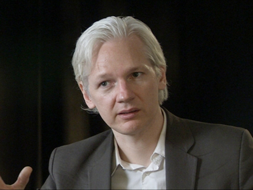 The War You Don't See (Interview with Julian Assange)