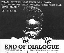 End of the Dialogue - image