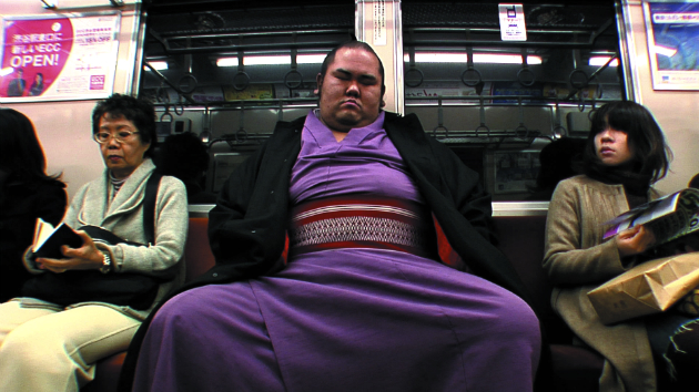 A Normal Life: Chronicle of a Sumo Wrestler
