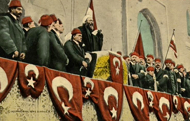 The End of the Ottoman Empire - Part Two