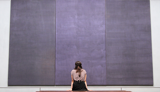 The Silence of Mark Rothko