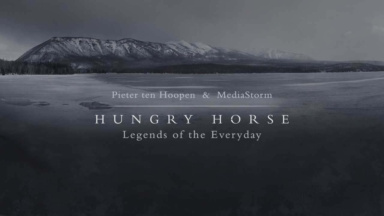 Hungry Horse: Legends of the Every Day