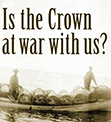 Is the Crown at War with Us? - image