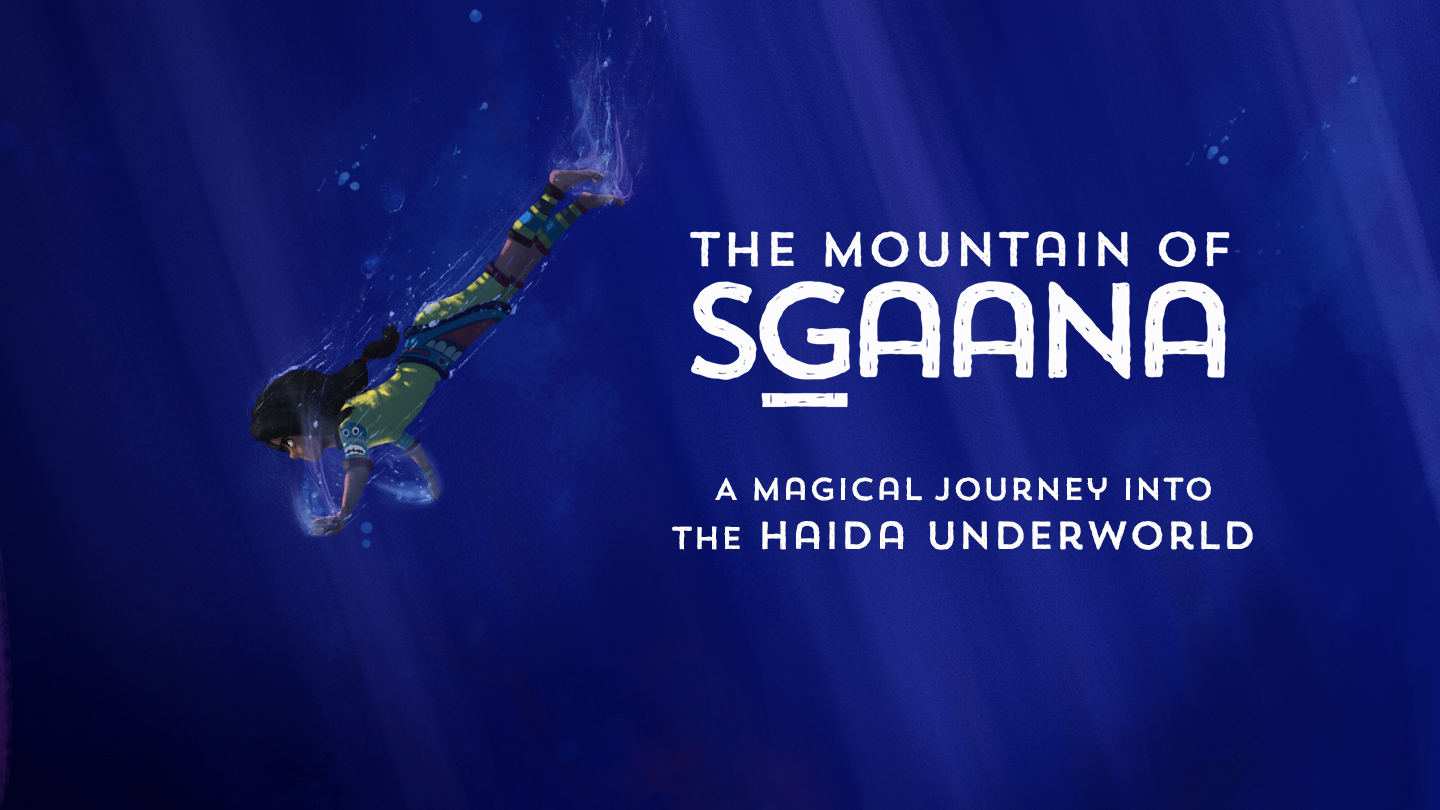 Mountain of SGaana, The