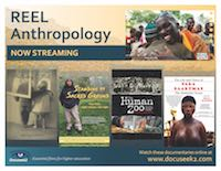Reel Anthropology flyer