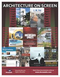 Architecture on Screen flyer