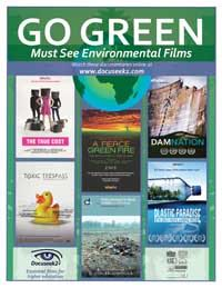 Must see environmental films flyer