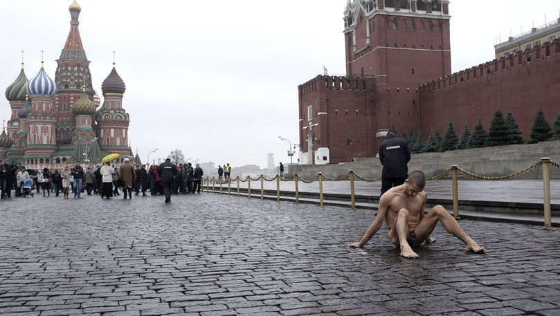 Pavlensky – Man and Might