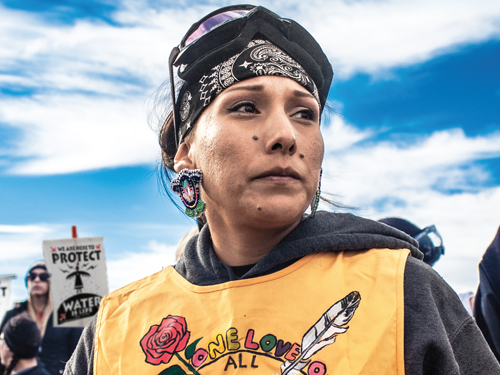 AWAKE, A Dream from Standing Rock - image