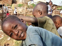 Early Life - Kibera Kids - image