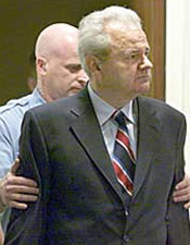Milosevic on Trial - image
