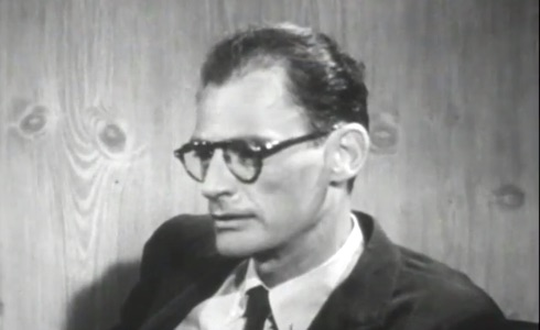 Writers of Today: Arthur Miller - image