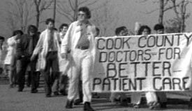 HSA Hospital Strike '75 - image