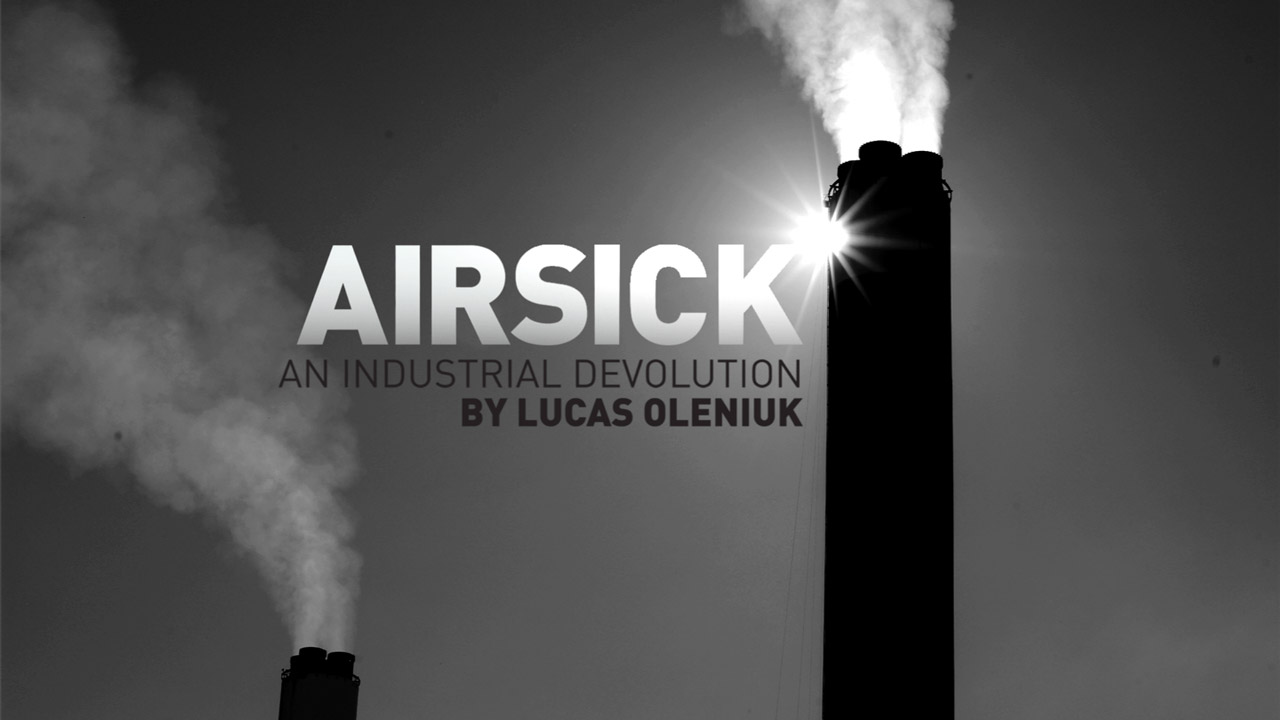 Airsick: An Industrial Devolution - image