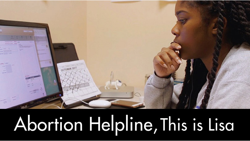 Abortion Helpline - image